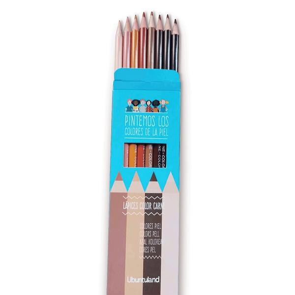 Ubuntuland. Pintando los colores de la piel