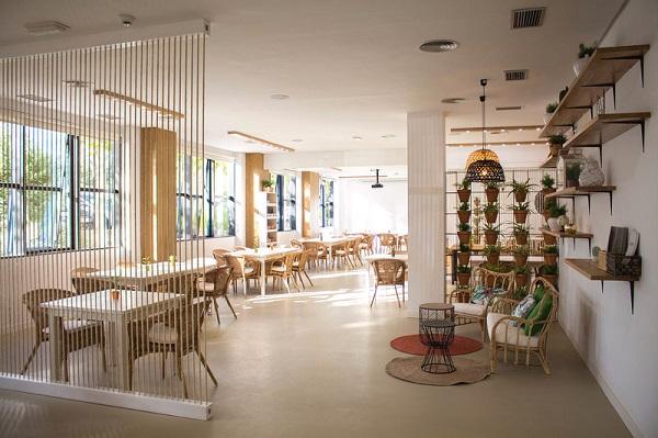 Restaurante Bancal. Cocina saludable en Las Rozas
