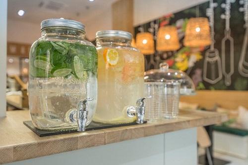 Planet Organic. Restaurante y tienda ecológica en Madrid