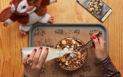 Cereal Hunters. Desayunos y meriendas muy divertidos